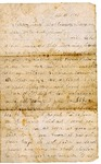 Letters to family, October 10, 1861 by Horace Wright