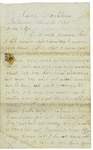 Letter to Maryann Wright, October 16, 1861