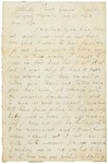 Letter to Maryann Wright, July 12, 1864 by Horace Wright