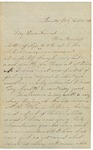 Letter to Maryann Wright, July 14, 1864 by Laura Brown