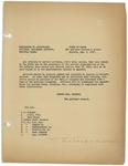 Memorandum to Accountable Officers, 2nd Maine Infantry, National Guard, January 6, 1917