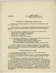 Memorandum regarding designations of organizations of National Guard, January 15, 1917