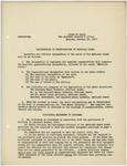 Memorandum regarding designations of organizations of National Guard, January 15, 1917 by George McL. Presson