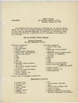 Memorandum regarding Circular No. 10, January 15, 1917 by George McL. Presson