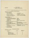 Memorandum regarding Circular No. 10, February 13, 1917