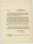 Memorandum regarding recruiting to maximum statutory strength, March 28, 1917