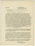 Memorandum sharing the text of Chapter 277 of the Public Laws of Maine 1917 regarding the payroll of soldiers, April 26, 1917